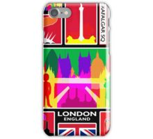 LONDON ENGLAND iPhone Case/Skin