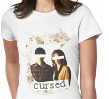 Cursed Womens Fitted T-Shirt