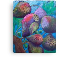 Figs Gone Wild Canvas Print