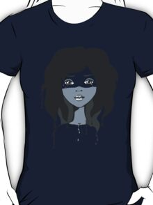 Crying her eyes out T-Shirt