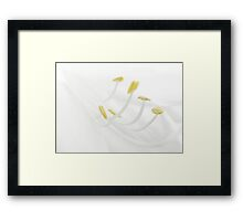 Simply this Framed Print