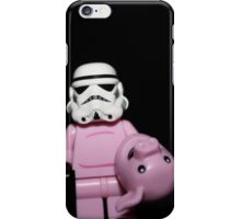 Piggy Stormtrooper iPhone Case/Skin