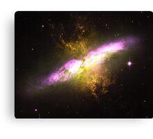 Messier Object 82 [Starburst Nebula] Canvas Print