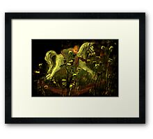 """""""Rocking My Baby to Dream Land ..."""" Framed Print"""