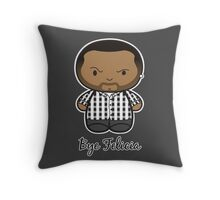 Bye Felicia Throw Pillow