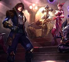 League of Legends 16 by Maax