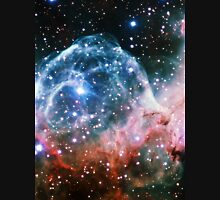 Thor's Helmet Nebula [Red and Blue] T-Shirt