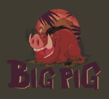 Big Pig by Emily Whittingham