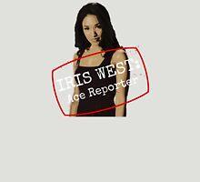 Iris West - Ace Reporter - Central City Picture News Unisex T-Shirt