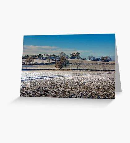 Country Views #2 Greeting Card