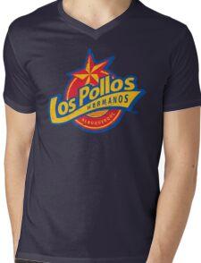 Los Pollos Hermanos Mens V-Neck T-Shirt