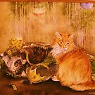 Under the tree. by Kathleen Livingston