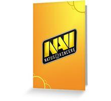 NaVi Greeting Card