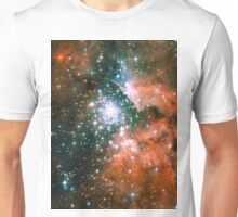 Kid Cudi Galaxy | Star Forming Region [NGC-3603] Unisex T-Shirt