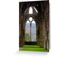 Tintern Abbey 2 Greeting Card