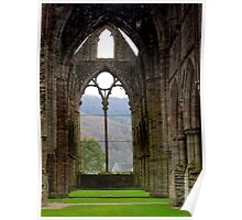 Tintern Abbey 2 Poster