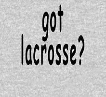 Lacrosse Got Lacrosse? Womens Fitted T-Shirt