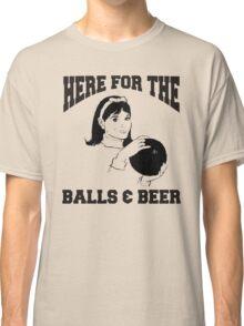 Funny Women's Bowling Classic T-Shirt