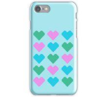 Pixel Heart V.2 iPhone Case/Skin