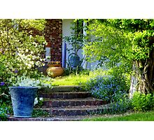 Welcome to Springtime in New England Photographic Print