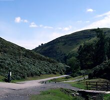 Carding Mill Valley 1 by Paul  Green