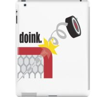 Funny Hockey iPad Case/Skin