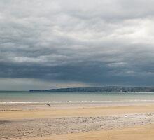 Filey beach vista by StephenRB