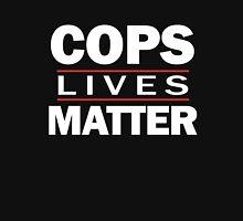 COPS LIVES MATTER. Chicago T-Shirt Unisex T-Shirt