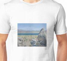 Pyramid Lake Plein Air Study Unisex T-Shirt