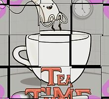 Tea Time by CottonKandyGirl