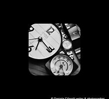 THE NIGHT MARE  - Haunting time 1 by Daniela Cifarelli