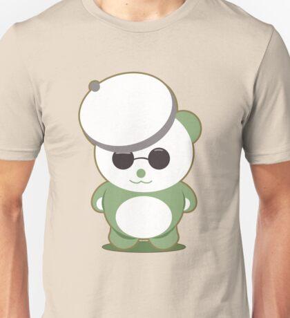 French Panda Unisex T-Shirt