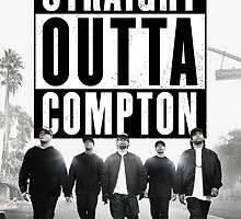 Straight Outta Compton Movie by Melbourne Sea