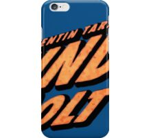 Thunder Bolt iPhone Case/Skin