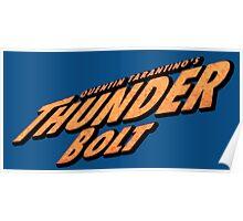 Thunder Bolt Poster
