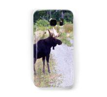 Bull Maine Moose Samsung Galaxy Case/Skin