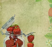 Strawberry Jam by Maria Dryfhout