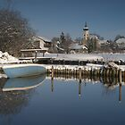 Winter in Seehausen by Kasia-D
