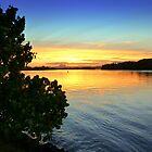 CHINDERAH  SUNSET by kevperan