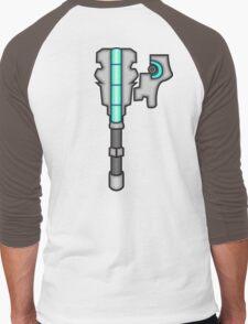 RIG Dead Space Gray R.I.G Men's Baseball ¾ T-Shirt
