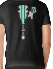 RIG Dead Space Gray R.I.G Mens V-Neck T-Shirt