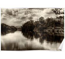 Adda River #2 Poster