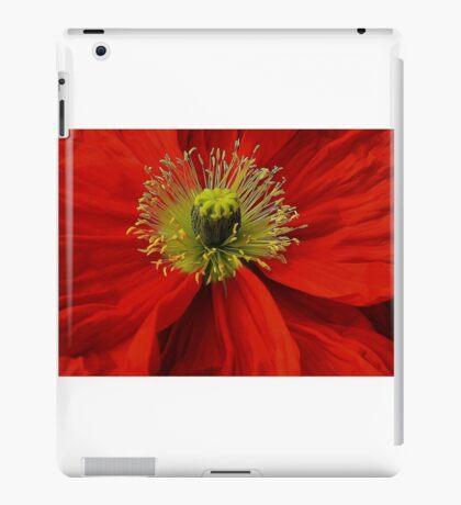 Poppy. iPad Case/Skin
