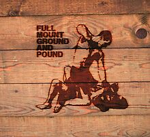 Branded Full Mount Ground and Pound by yin888