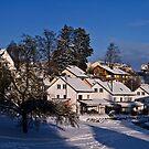 St.Gallen, Switzerland by Dania Reichmuth
