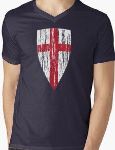 Crusader  Mens V-Neck T-Shirt