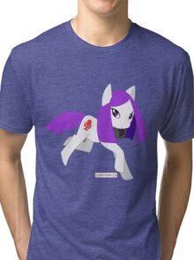 My Little Pony OC by KlockworkKat Tri-blend T-Shirt