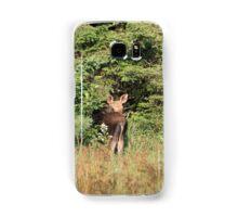 Maine Moose calf Samsung Galaxy Case/Skin