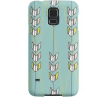 Freshtatic Chevron Arrows Illustration Pattern Samsung Galaxy Case/Skin