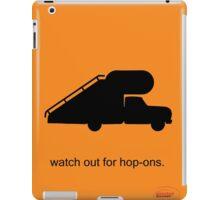 Arrested Development Hop Ons iPad Case/Skin